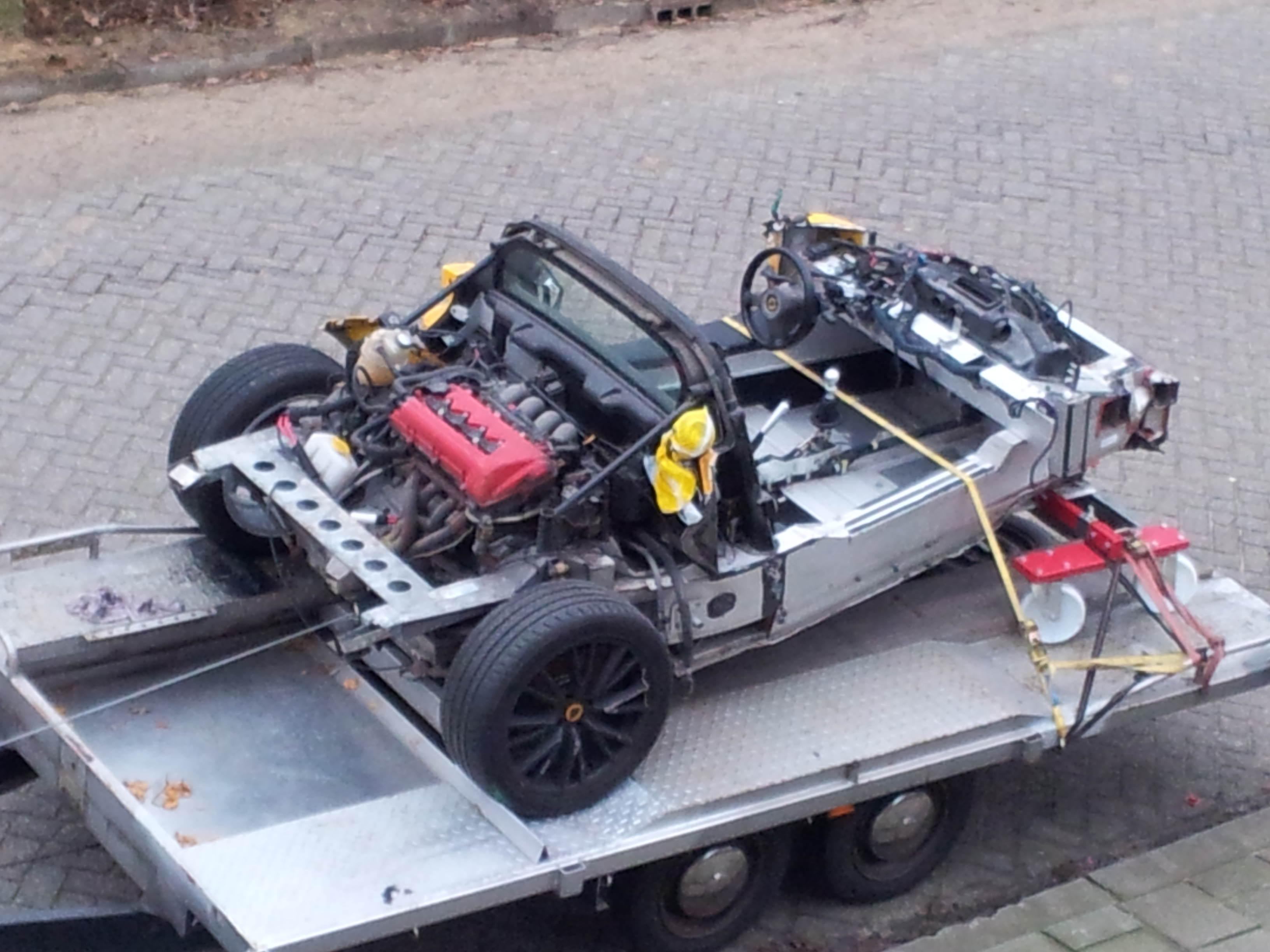 Welkom bij evo racing.nl